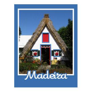 MADEIRA postcard - customize