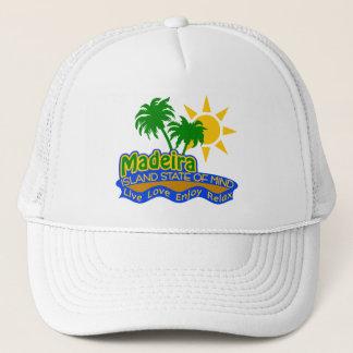 Madeira State of Mind hat - choose color