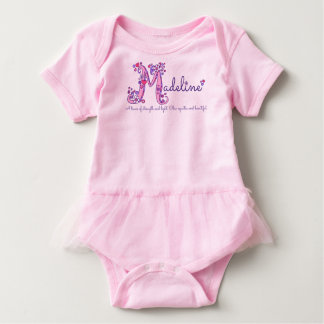 Madeline name and meaning baby girls clothing baby bodysuit