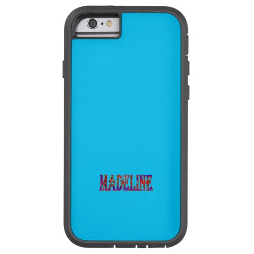Madeline Tough Xtreme Style iPhone 6 case in Blue