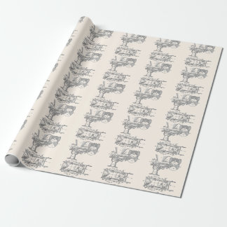 Madeline Turner Fruit Press Wrapping Paper