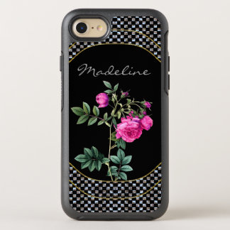 Madelines Rose Protective Pretty Monogram OtterBox Symmetry iPhone 8/7 Case