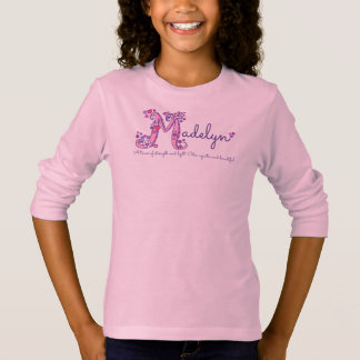 Madelyn name and meaning girls clothing T-Shirt