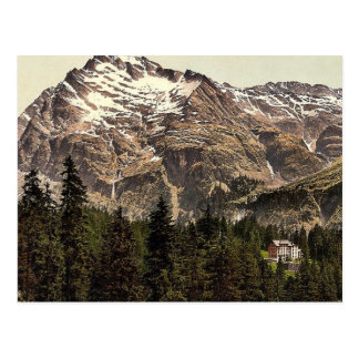 Maderanerthal Hotel, Lake Lucerne, Switzerland vin Postcard