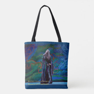 MADGE tote bag