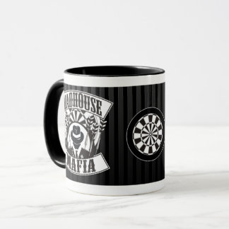 Madhouse Mafia Darts Team Mug