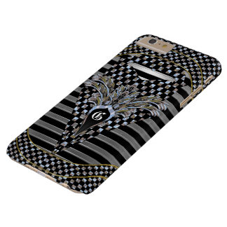 Madigroove Elegant Monogram Barely There iPhone 6 Plus Case