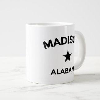 Madison Alabama Large Mug Jumbo Mug