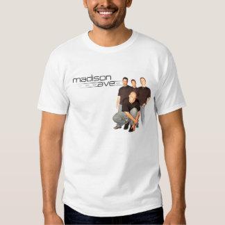 Madison Ave Beater Tee Shirt