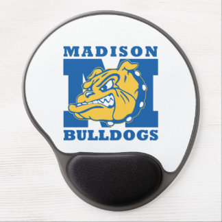 Madison Bulldogs Mouse Pad Gel Mouse Pad