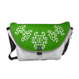 Madison Lime Green Classy Commuter Bag