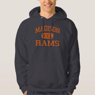 Madison - Rams - High School - Madison Tennessee Hoodie