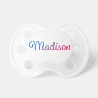 Madison Stylish Cursive Dummy