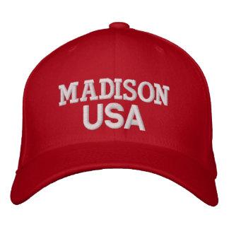 Madison USA Cap