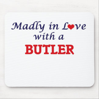 Madly in love with a Butler Mouse Pad