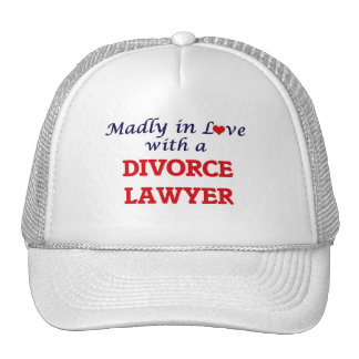 Madly in love with a Divorce Lawyer Cap