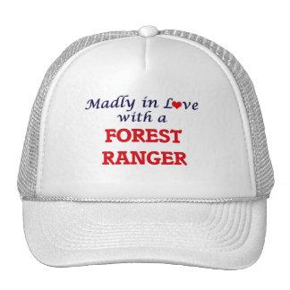 Madly in love with a Forest Ranger Cap