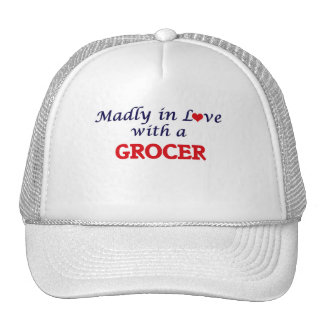 Madly in love with a Grocer Cap