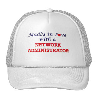 Madly in love with a Network Administrator Cap