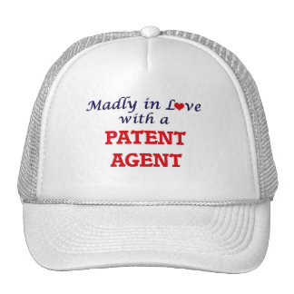 Madly in love with a Patent Agent Cap