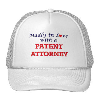 Madly in love with a Patent Attorney Cap