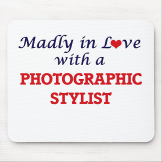 Madly in love with a Photographic Stylist Mouse Pad
