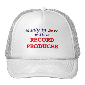 Madly in love with a Record Producer Cap