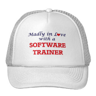 Madly in love with a Software Trainer Cap