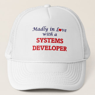 Madly in love with a Systems Developer Cap