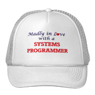 Madly in love with a Systems Programmer Cap