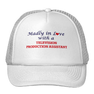 Madly in love with a Television Production Assista Cap