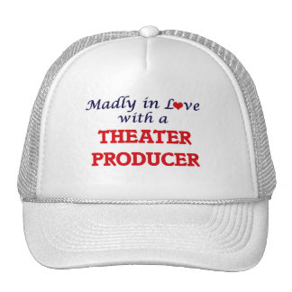 Madly in love with a Theater Producer Cap