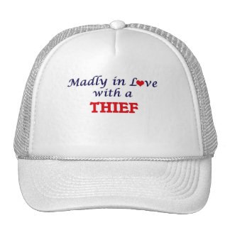 Madly in love with a Thief Cap