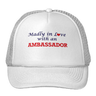Madly in love with an Ambassador Cap