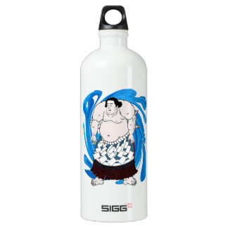 Madness and Mayhem Water Bottle