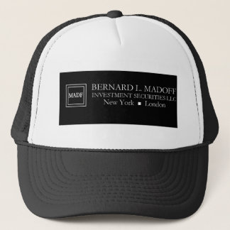 Madoff Logo Hat