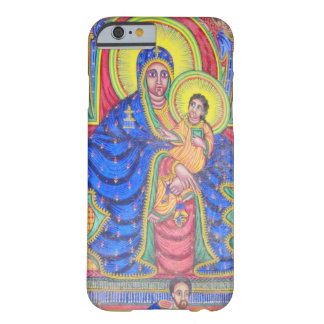 Madonna and Baby Jesus Ethiopian Art iPhone 6 case Barely There iPhone 6 Case