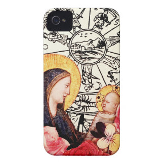 madonna and child Case-Mate iPhone 4 case