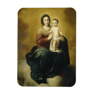 Madonna and Child, Fine Art Magnets