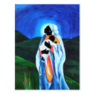 Madonna and child - Hope for the world 2008 Postcard