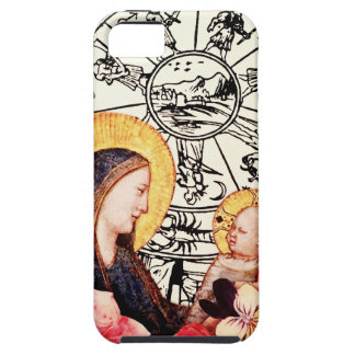madonna and child iPhone 5 cover