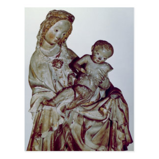 Madonna and Child, known as the Krumauer Postcard