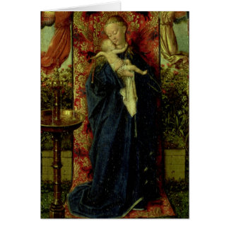 Madonna at the Fountain, 1439 Card
