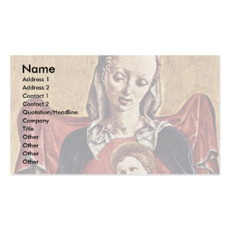 Madonna By Tura Cosmè Business Card