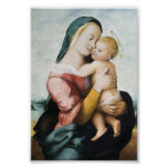 Madonna & Child Posters