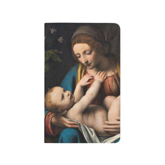 Madonna med Kristusbarnet.pg Journal