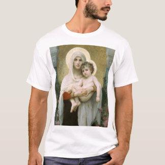 Madonna of the Roses DARK T-Shirt