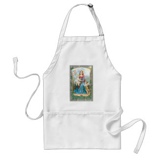 Madonna with Christ Child Apron