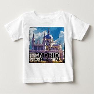 Madrid Baby T-Shirt