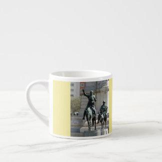 Madrid City Image Espresso Cup